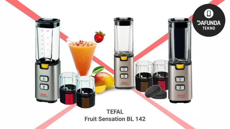 Tefal Fruit Sensation Bl 142