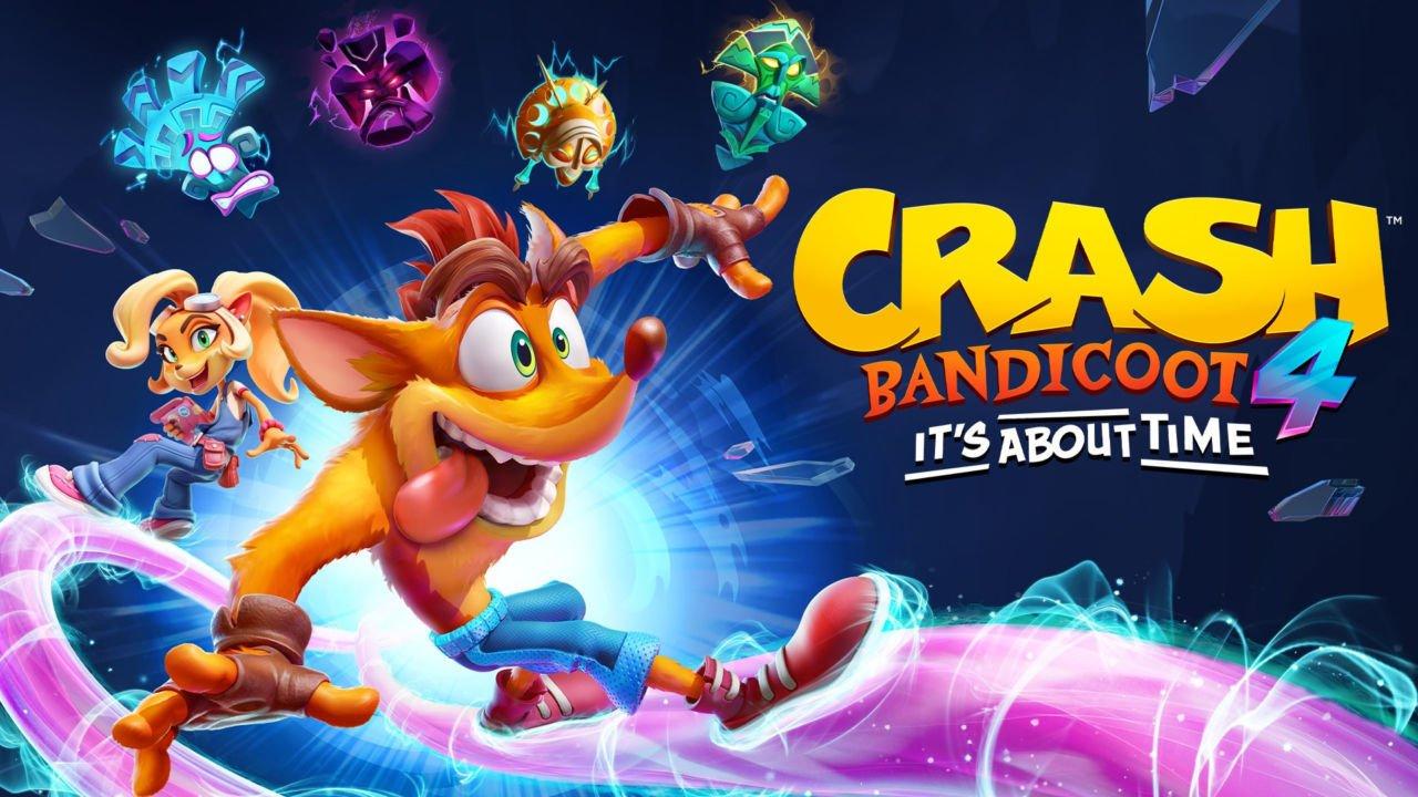 Activision Umumkan Tanggal Rilis Crash Bandicoot 4: It's About Time