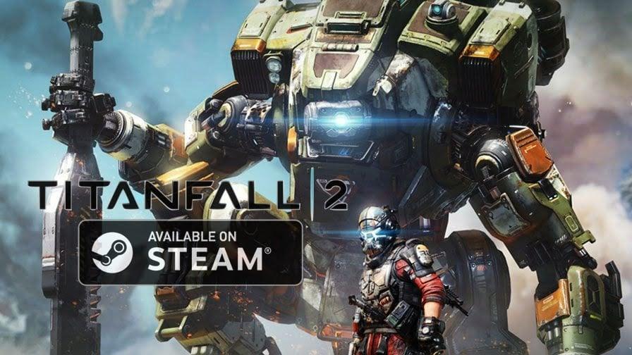 Titanfall 2 Sukses Menjadi Game Terlaris Di Steam