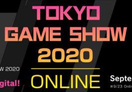 Tokyo Game Show 2020 Resmi Digelar Secara Online