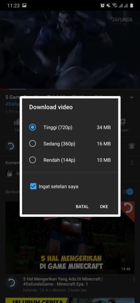 Cara Download Video Youtube Si Smartphone (3)