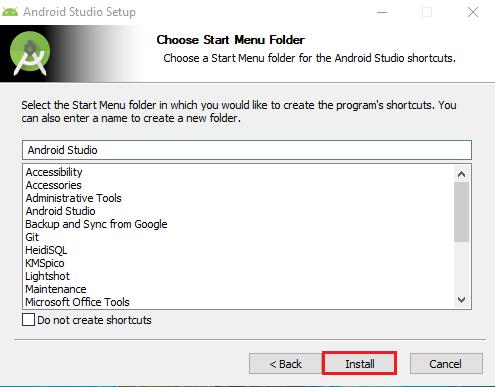 Cara Install Android Studio Di Pc Atau Laptop (3)