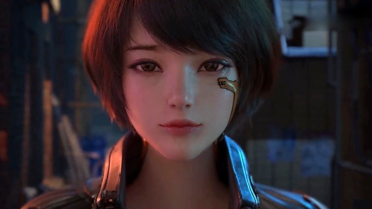 Game Cyberpunk Tencent Syn 2