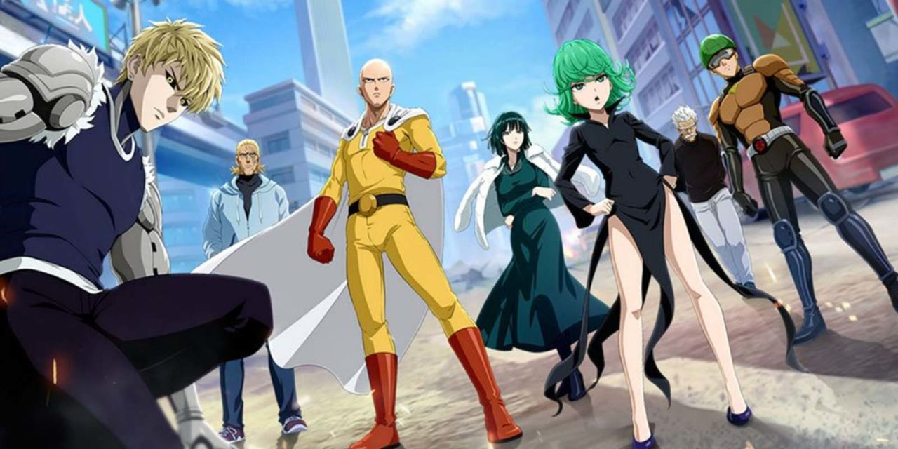 gift code one punch man the strongest terbaru