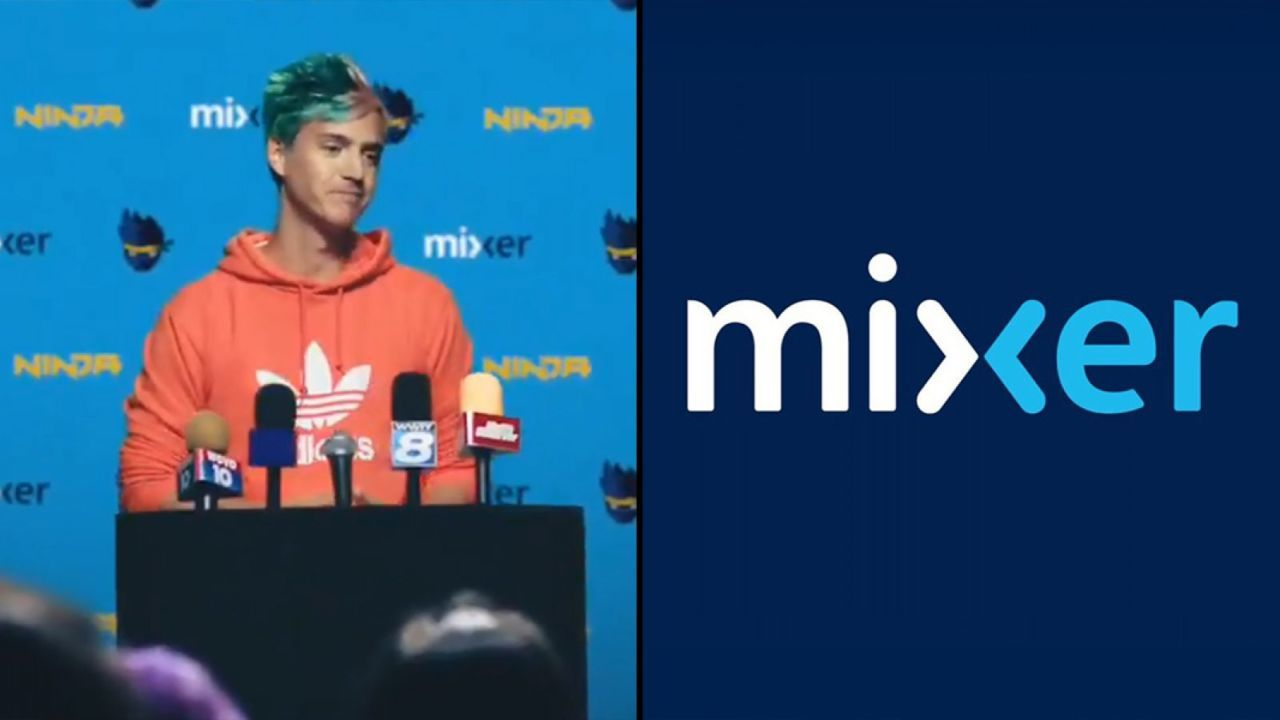 Mixer Tutup Streamer Pindah Facebook Gaming