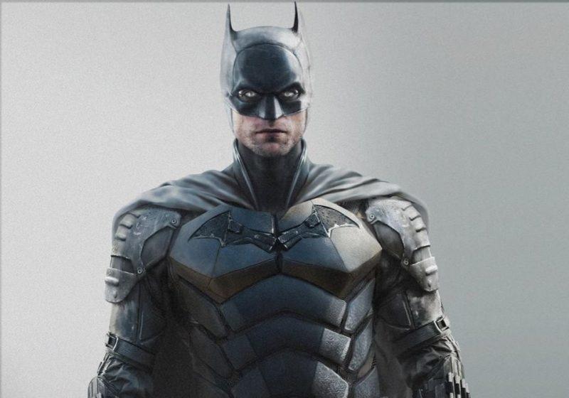 Robert Pattinson Batman Kostum