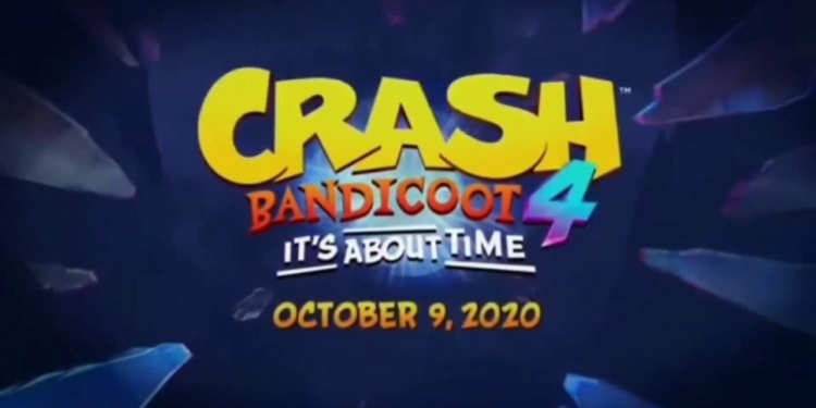Rumor Crash Bandicoot 4