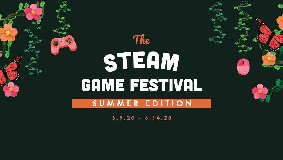 Steam Game Festival 2020