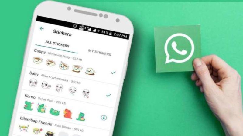 Stiker Animasi Whatsapp