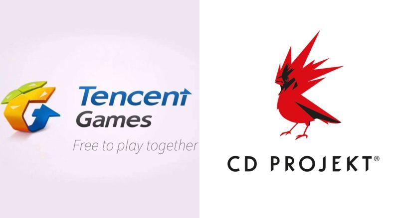 Tencent Tidak Kerja Sama Cd Projekt Red