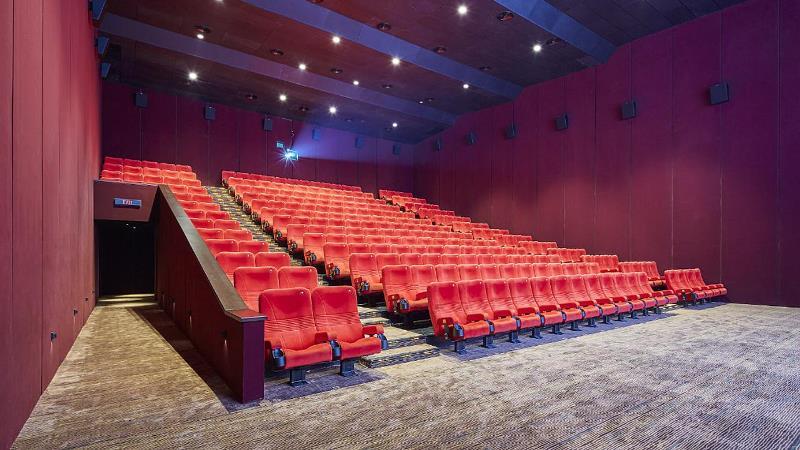 Bioskop Buka Lagi