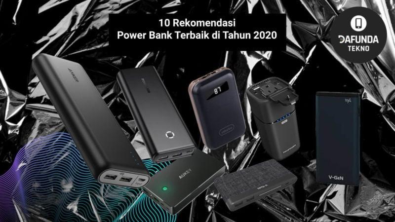 10 Power Bank Terbaik Di Tahun 2020