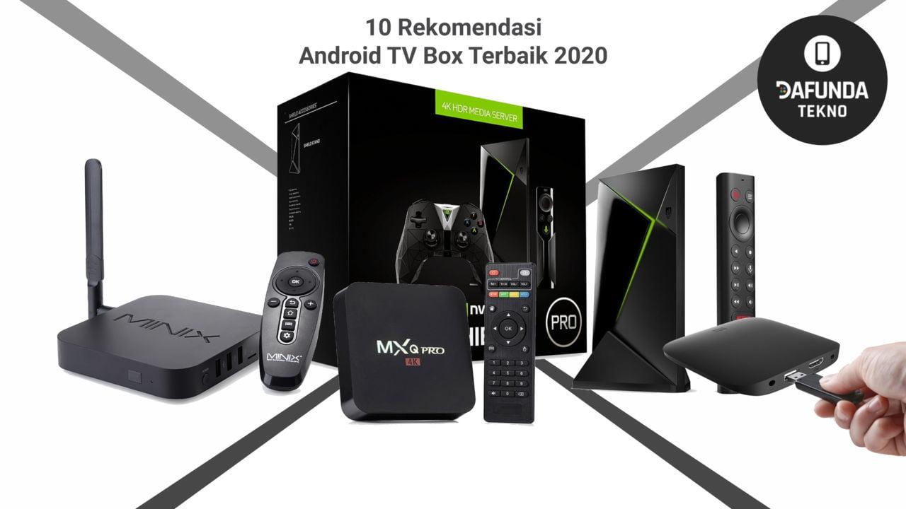 10 Rekomendasi Android Tv Box Terbaik 2020