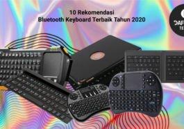 10 Rekomendasi Bluetooth Keyboard Terbaik Tahun 2020