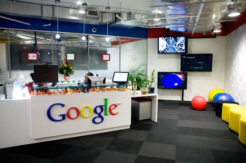 Google Kantor Amerika