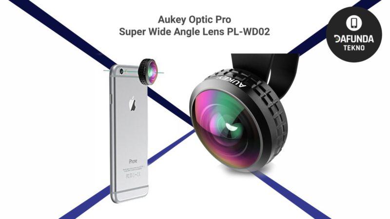 Aukey Optic Pro Super Wide Angle Lens Pl Wd02