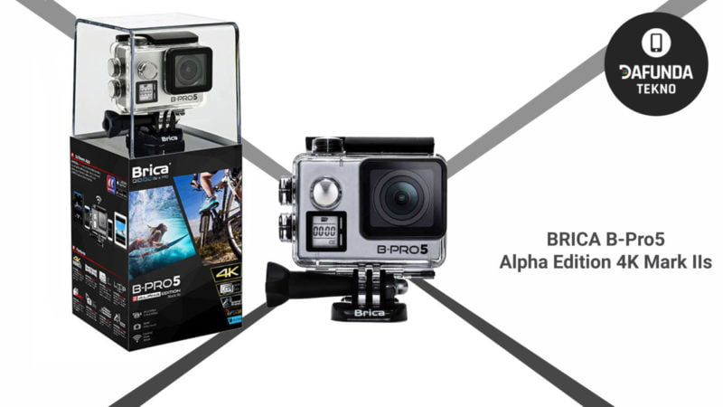 Brica B Pro5 Alpha Edition 4k Mark Iis