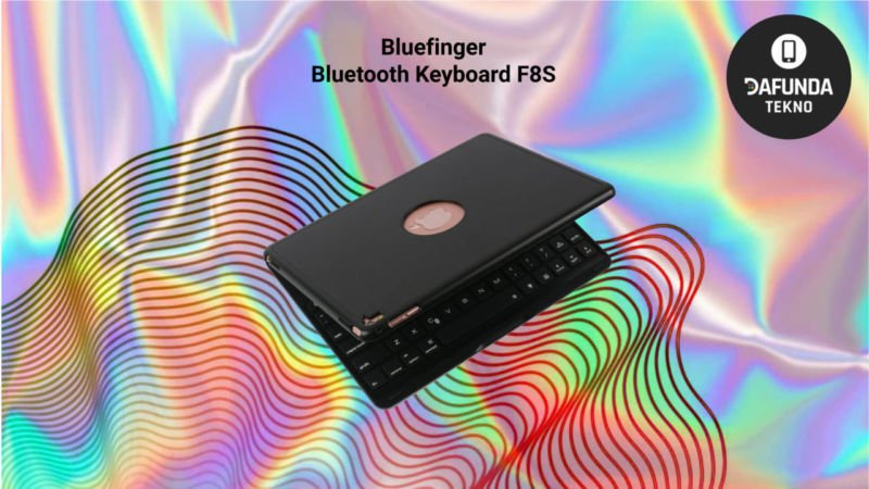 Bluefinger Bluetooth Keyboard F8s