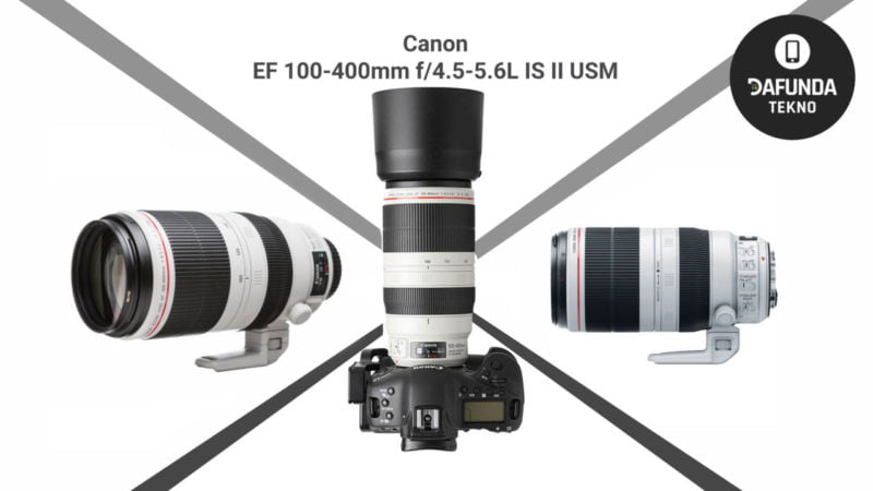 Canon Ef 100 400mm F 4.5 5.6l Is Ii Usm