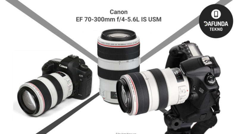 Canon Ef 70 300mm F 5.6l Is Usm