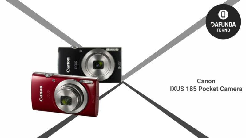Canon Ixus 185 Pocket Camera