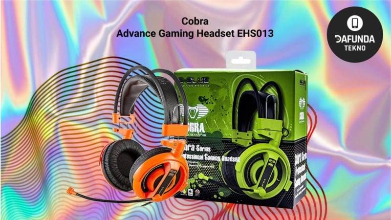 Cobra Advance Gaming Headset Ehs013