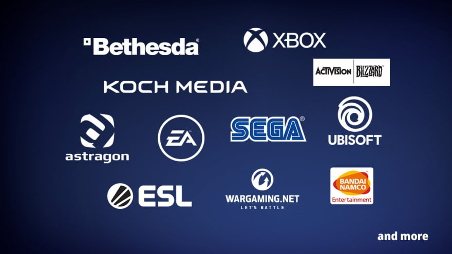 Gamescom 2020 Partners