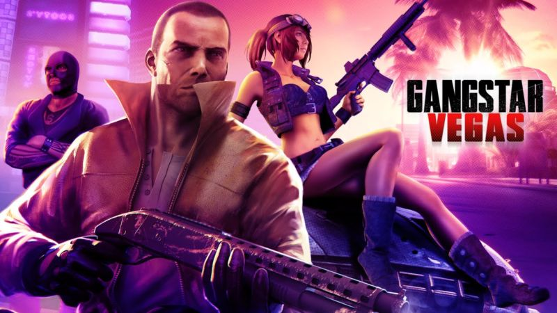 Gangstar Vegas Mafia Game