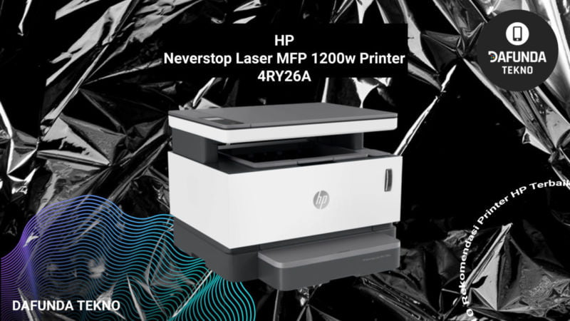 Hp Neverstop Laser Mfp 1200w Printer 4ry26a