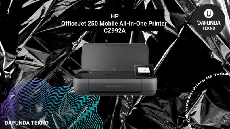 Hp Officejet 250 Mobile All In One Printer Cz992a