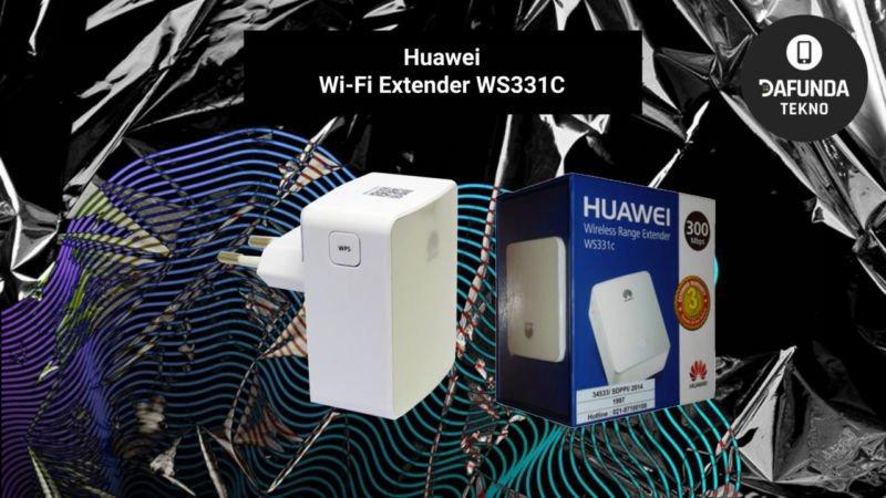 Huawei Wi Fi Extender Ws331c