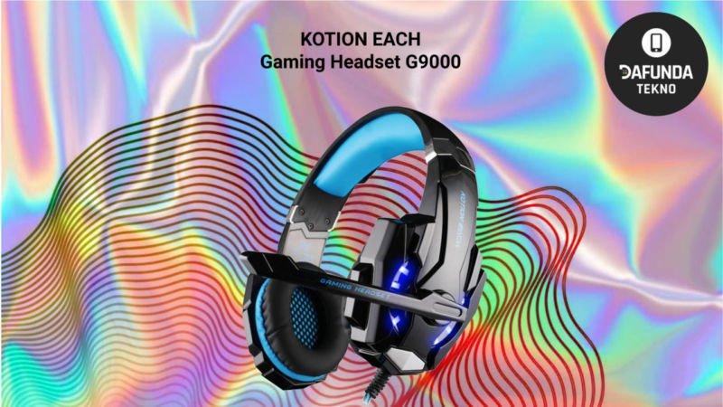 Kotion Each Gaming Headset G9000