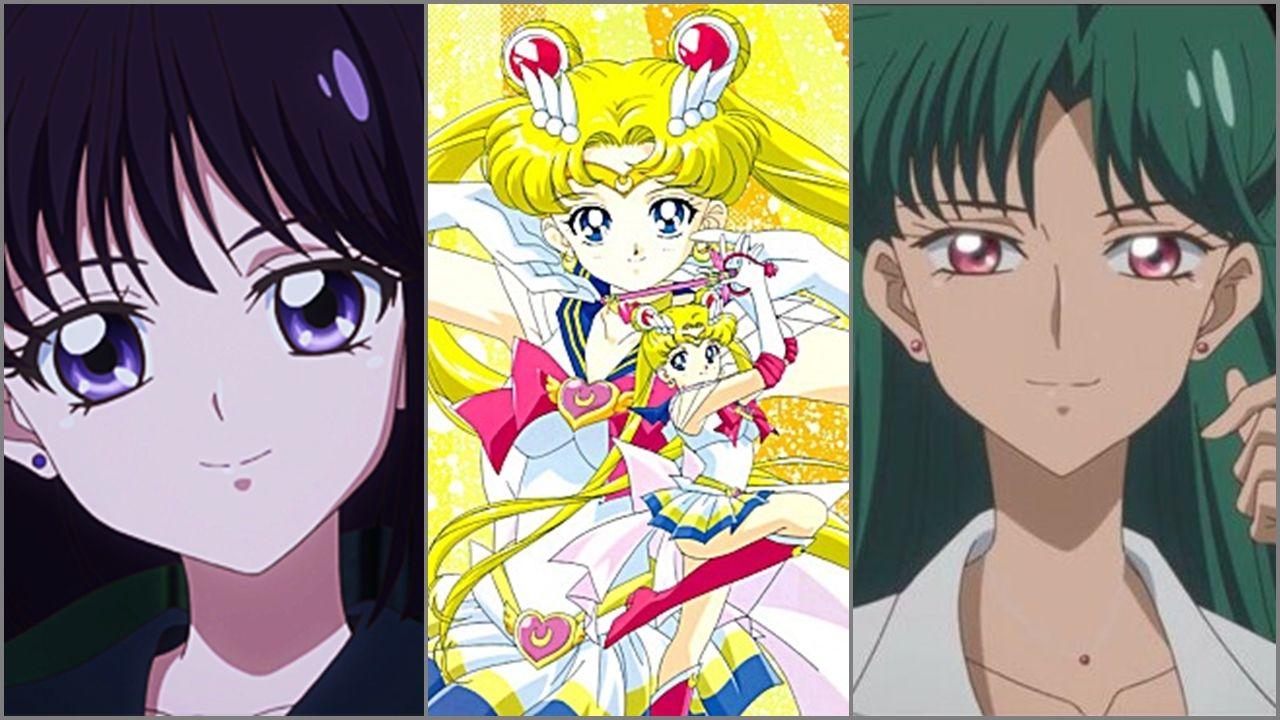 Karakter Anime Sailor Moon