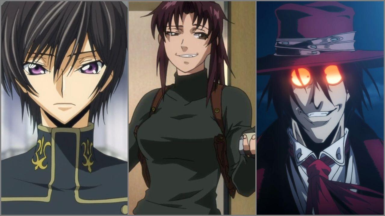 Karakter Anti Hero Populer Di Anime