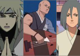 Karakter Setengah Jinchuuriki