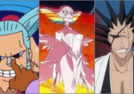 Karkter Anime Yang Mempunyai Gaya Rambut Unik
