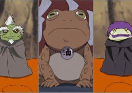 Katak Terkuat Dalam Anime Naruto