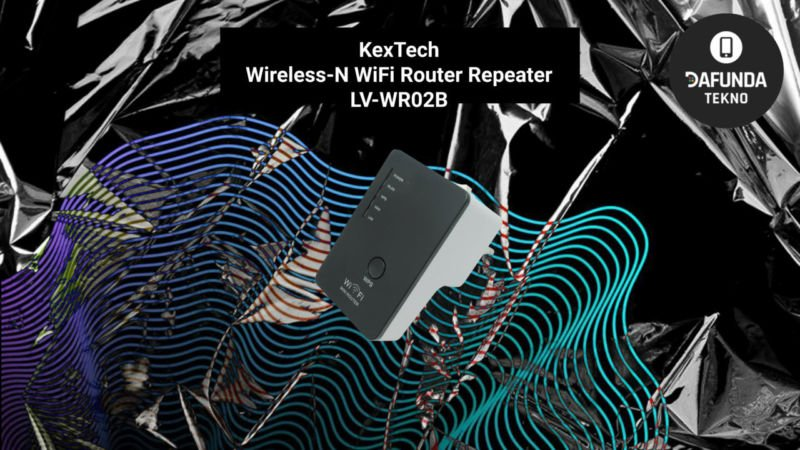 Kextech Wireless N Wifi Router Repeater Lv Wr02b