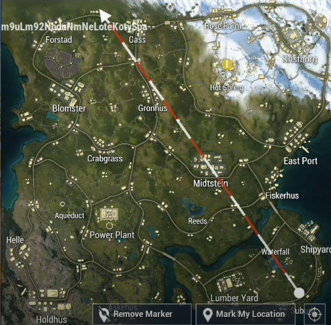 Konsep Map Livik Pubg Mobile