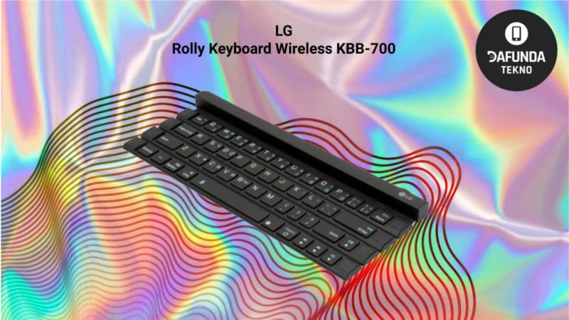 Lg Rolly Keyboard Wireless Kbb 700