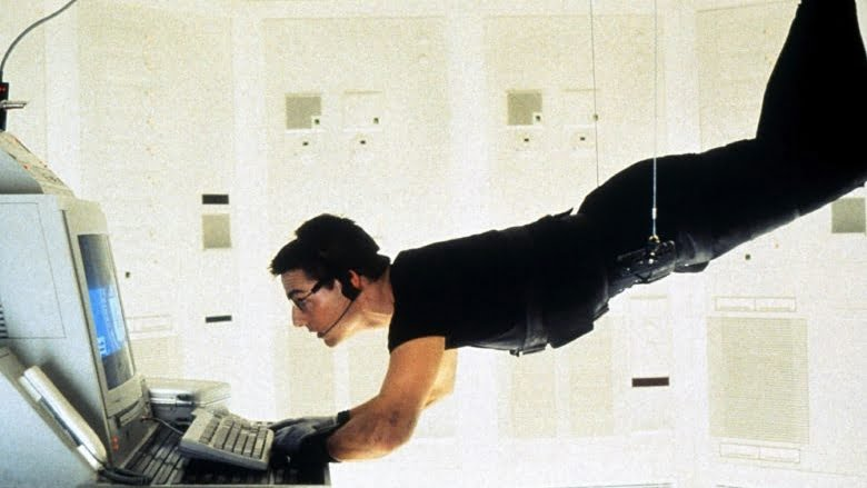 Mission Impossible Vault 1996