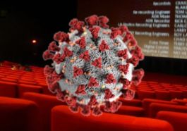 Movie Theaters Coronavirus Social Distancing