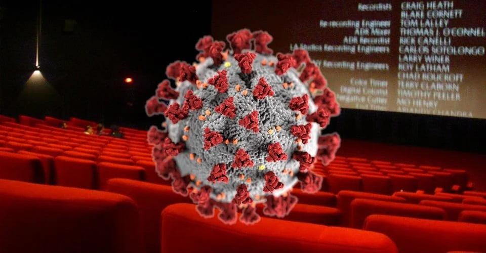 Movie Theaters Coronavirus Social Distancing