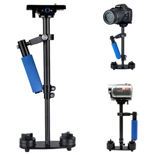 Neewer Carbon Fiber 24 60 Handheld Stabilizer 8
