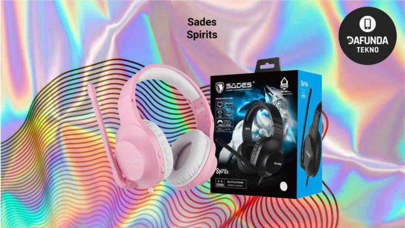 Sades Spirits