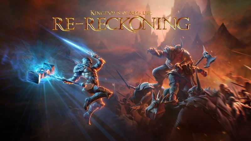 Spesifikasi Pc Game Kingdoms Of Amalur Re Reckoning