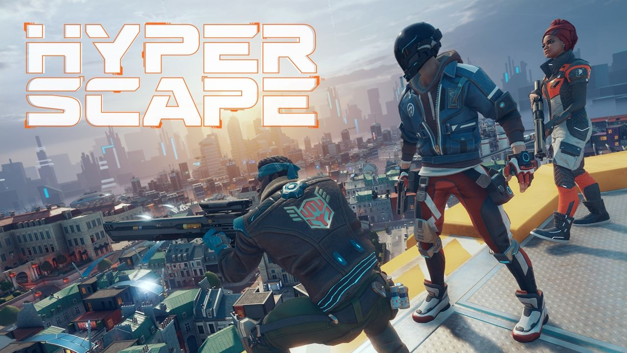 Spesifikasi Pc Memainkan Game Hyper Scape