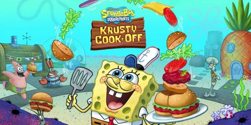 Spongebob Krusty Cook Off