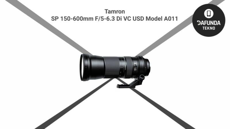 Tamron Sp 150 600mm F 5 6.3 Di Vc Usd Model A011