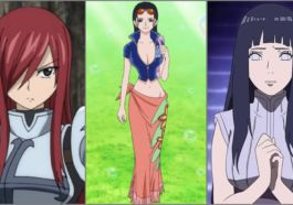 Top Karakter Wanita Shounen Di Anime